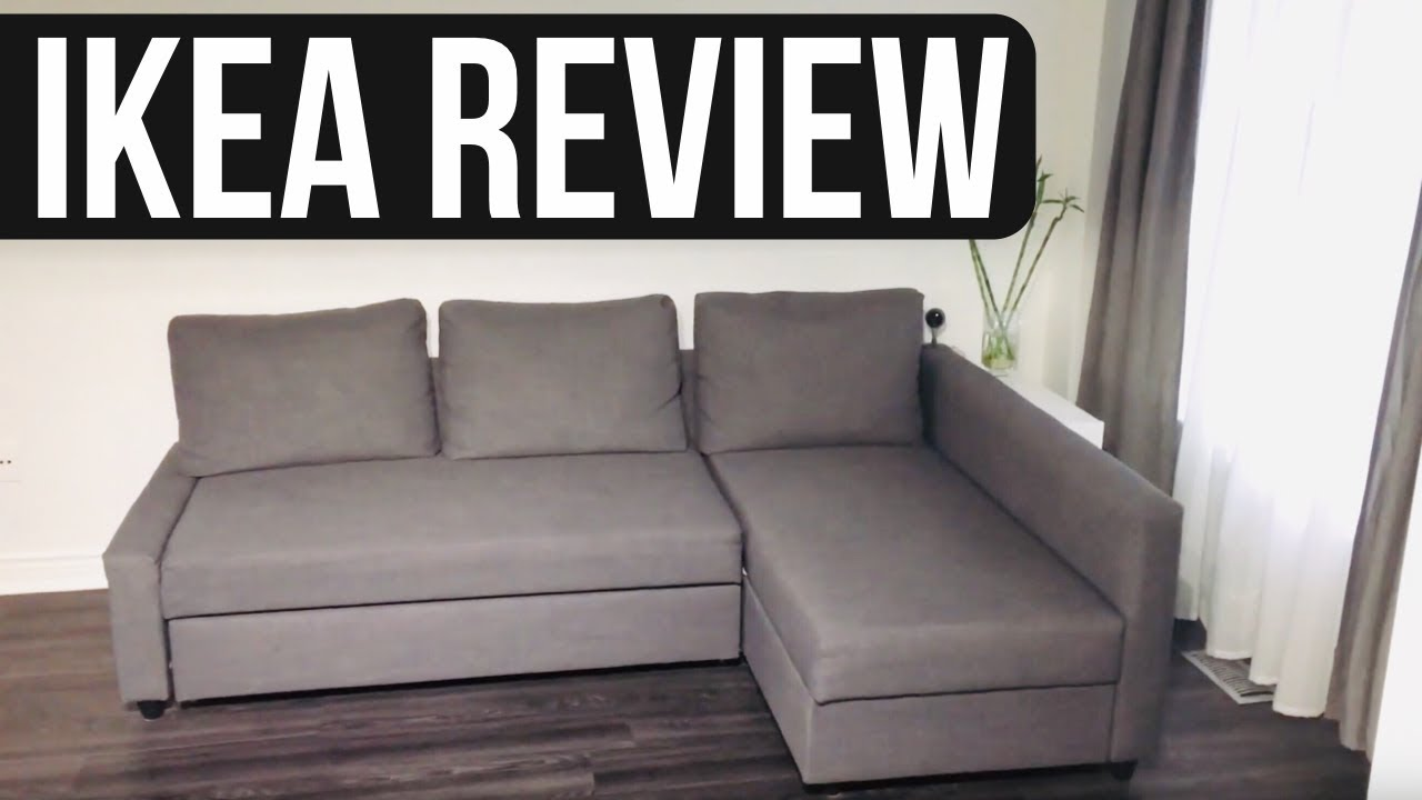 Attrayant FRIHETEN Corner Sofa Bed With Storage, Skiftebo Dark Gray   REVIEW | 4  Month Review