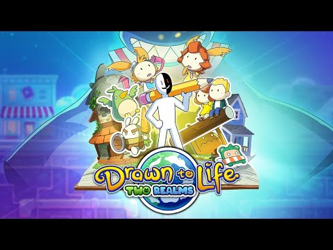 Reliving my Childhood in Drawn to Life Two Realms |