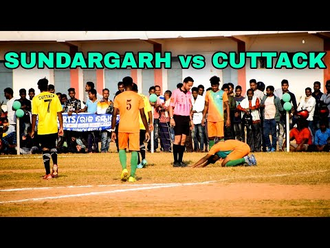 Sahani Cup 2021 Final Match Sundargarh Vs Cuttack Best Game Play Sport complex Bhubaneswar sng IND