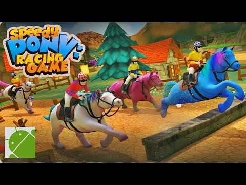 Speedy Pony Racing Game - Android Gameplay HD