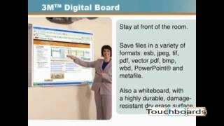 3M DB578 Digital WhiteBoard