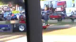 Super Farm Tractors Connersville, iN 2008 Fair Pull