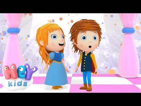 Dornröschen war ein schönes Kind - Kinderlieder TV.de