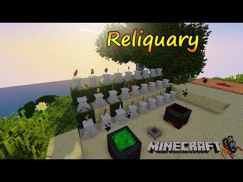Minecraft 1.9 - Instalar Reliquary Mod / Español