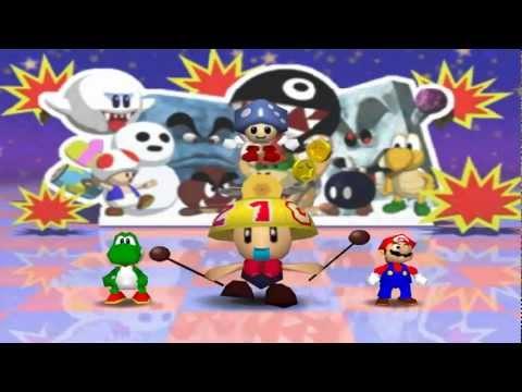 Mario Party 3 Duel Board - Blowhard - Yoshi VS Mario |