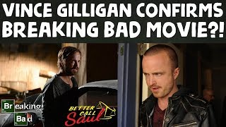 Breaking Bad MOVIE with Jesse Pinkman! Breakdown & Predictions!