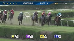 Gulfstream Park West October 20, 2019 Race 8