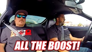 First Time In a Supra? 1200 Horsepower Should Do!