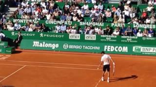 Novak Djokovic BITES THE DUST (QUARTER FINALS) vs David Goffin 2017 Monte Carlo Rolex Masters