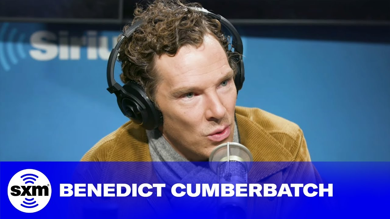 Benedict Cumberbatch Can't Stop Working With Tom Holland