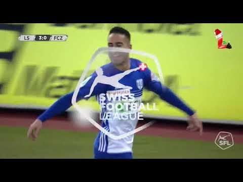 Lausanne Sport 5 - 1 Zürich (17.12.2017 // by LTV)