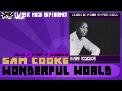 Sam Cooke - Wonderful World (1960)