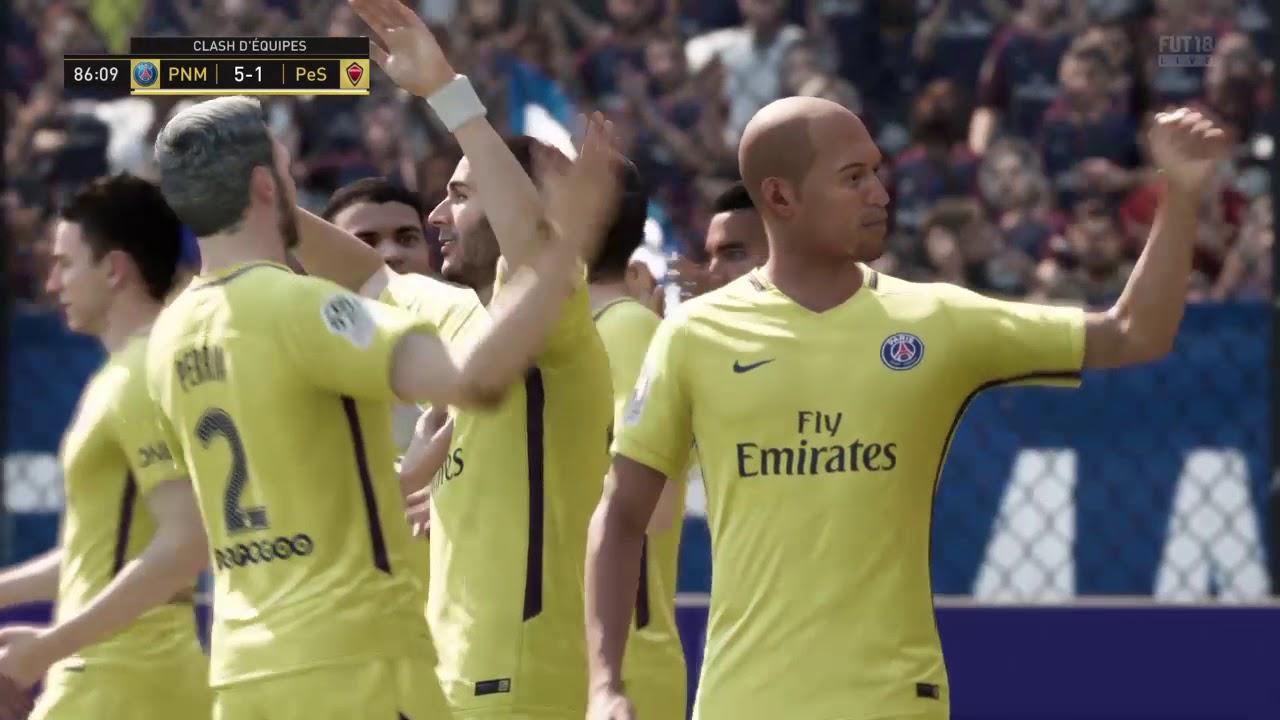 Benzema Fifa 18