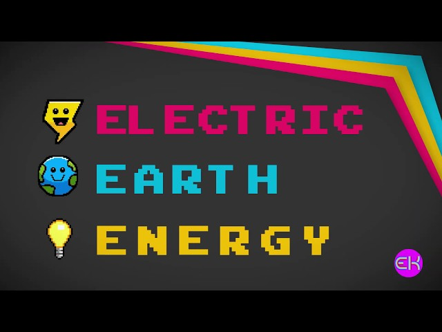 Letter E   Early Learner   Elektro Kids