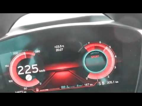 Bmw I8 Top Speed 250 Km H Youtube