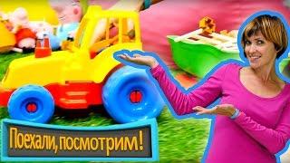 Игрушки для детей: Свинка Пеппа и ЛОШАДКИ. Капуки Кануки про животных и КОНЮШНЮ