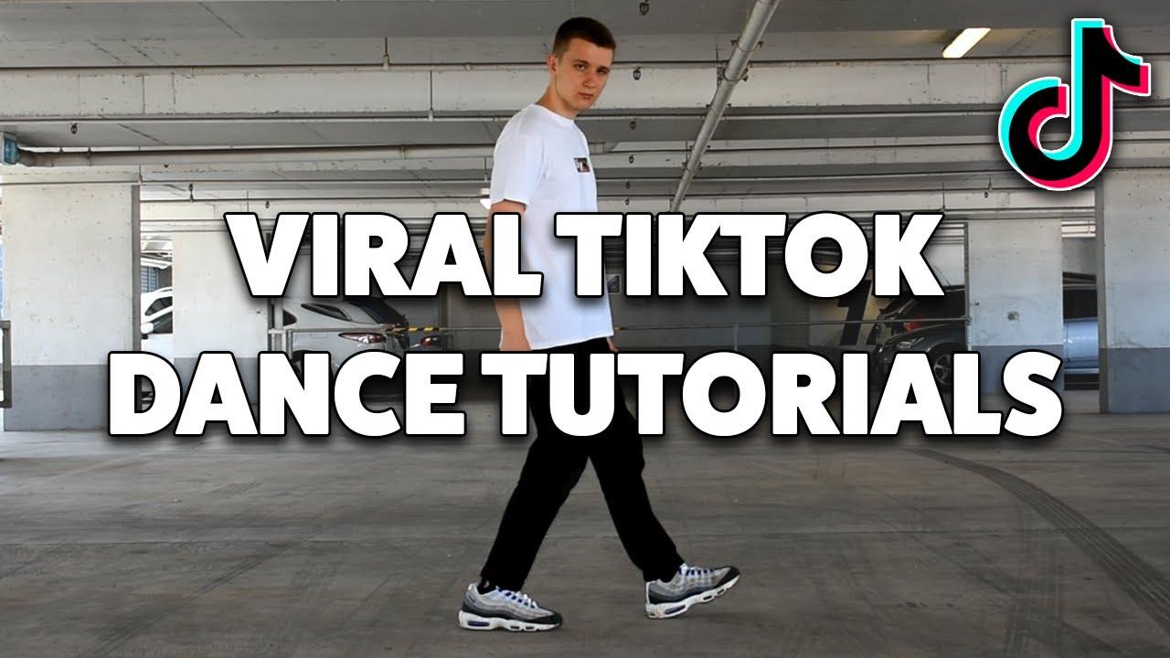 Download 3 Viral TikTok Dance Tutorials (Step by Step Guide)