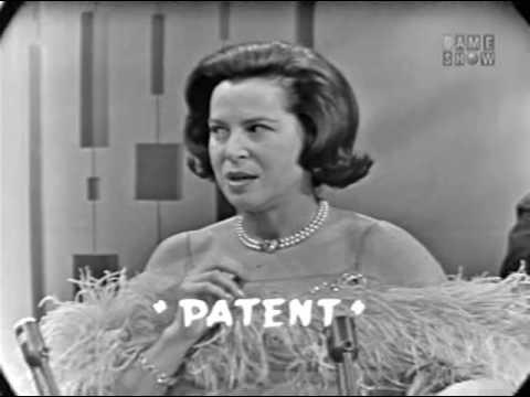 PASSWORD 1962-12-23 Kitty Carlisle-Mary Healy & Peter Lind Hayes-Tom Poston