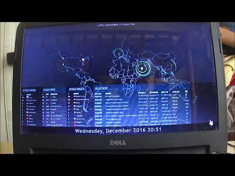 TNP 111 monitoramento global da atividade de hackers e crackers
