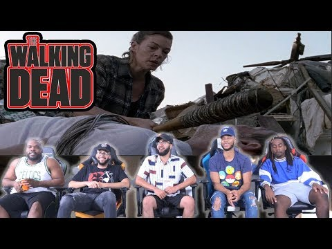 "The Walking Dead Season 8 Episode 14 ""Still Gotta Mean Something"" Reaction/Review"