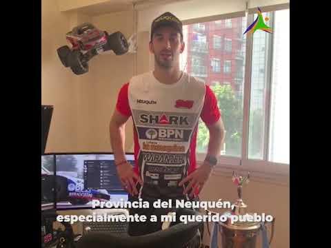#YoMeQuedoEnCasa Juan Cruz Benvenutti