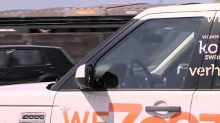 The Noxx Wordt Voorbijgeraasd Door Bestuurloze WeZooz Mobiel