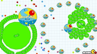 AGARIO SUPER SPEED COMBINING PRIVATE AND EXPERIMENTAL MODE Agar.io Funny Moments COMPILATION!