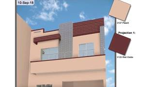 Cost of painting new house in Pakistan