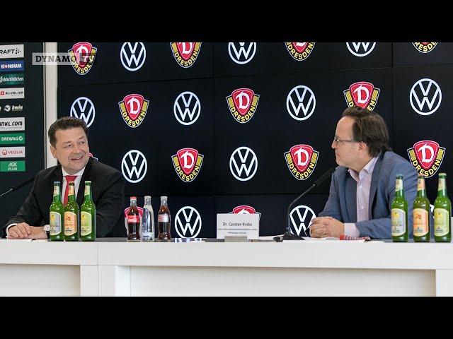 Volkswagen verlängert Exklusiv-Partnerschaft