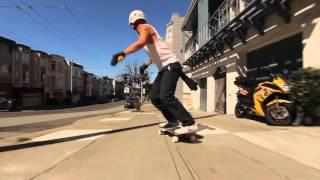 Sector 9 - Levi Hawken Skates San Francisco