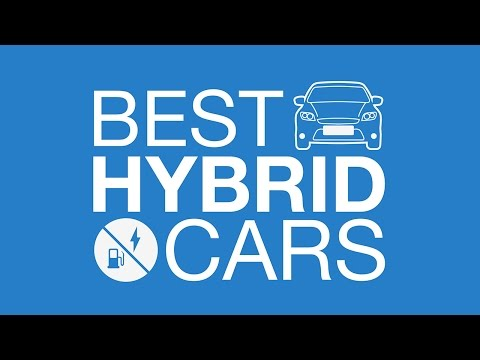 Top 5: 2016 Best Hybrid Cars