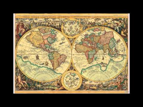 Древние карты Гипербореи до потопа.Славяне-Дети Богов . Ancient maps of Hyperborea before the flood.