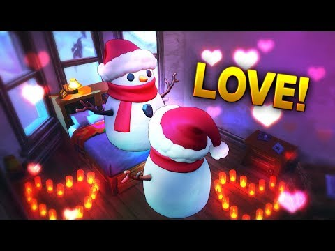 HOW SNOWMANS ARE MADE!! - Fortnite Funny WTF Fails and Daily Best Moments Ep.894