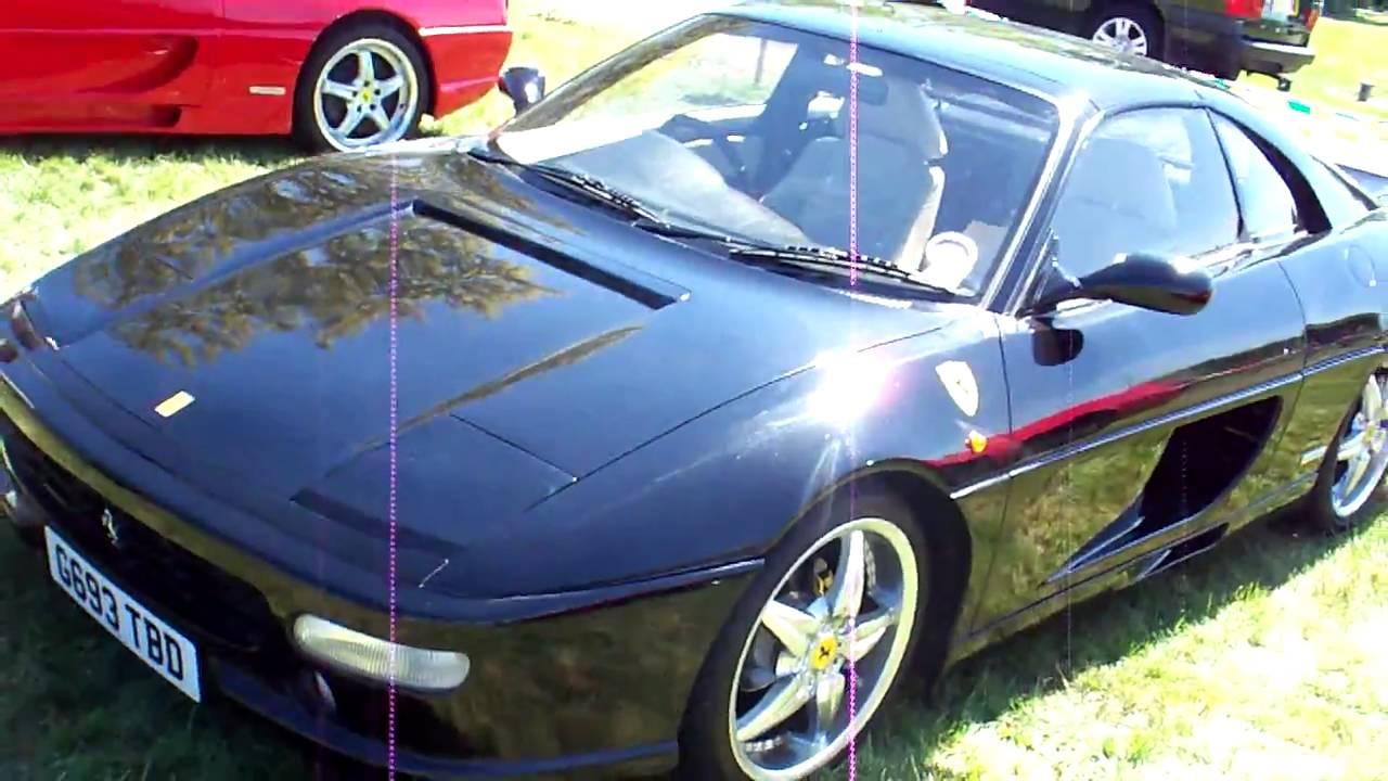 Ferrari 355 GTS replica - Kit Car Show Stoneleigh 2011 - YouTube