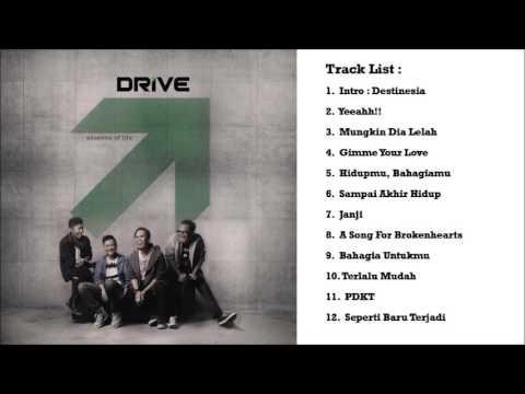 DRIVE Essence of Life 2015 full album