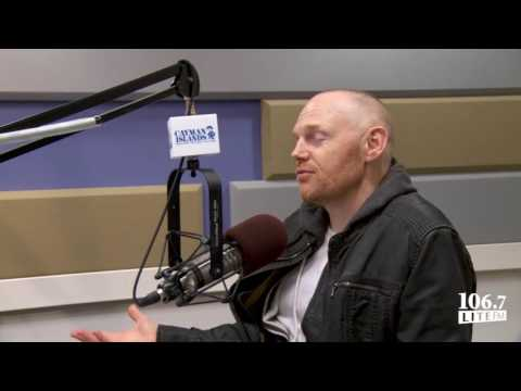 bill burr discusses F Is For Family