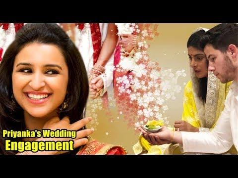 Parineeti Chopra Arrive His Sister Priyanka Chopra Nick Jonas S