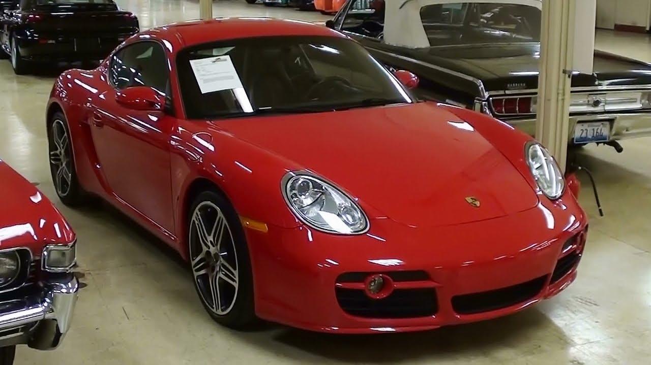 2007 Porsche Cayman S Youtube