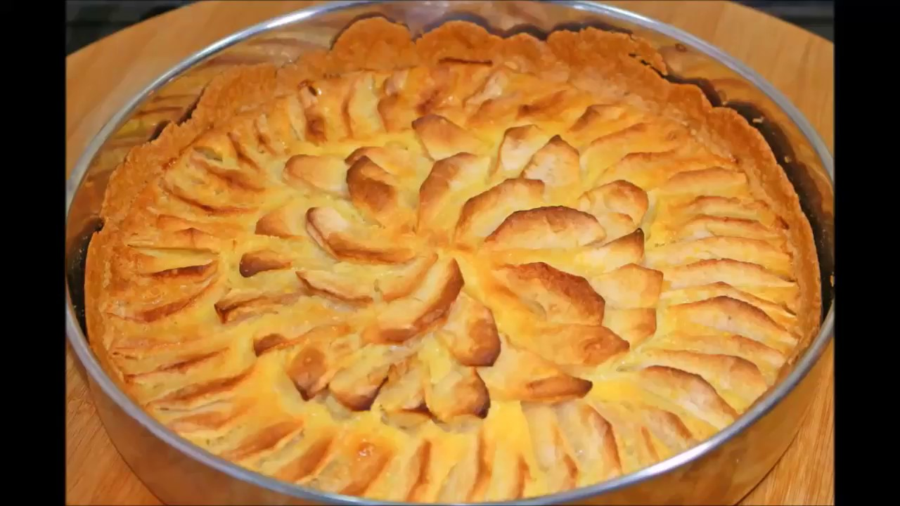 Kremalı Elmalı Tartolet Tarifi