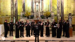 I sowed the seeds of love - Gustav Holst - The Skylark Vocal Ensemble