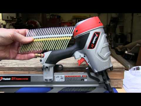 Harbor Freight Central Pneumatic Framing Gun Doovi