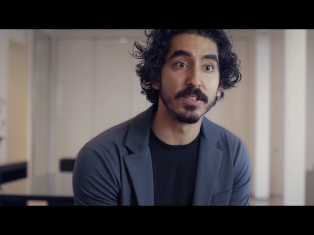 Giorgio Armani - Films of City Frames 2017 | A special message from Dev Patel