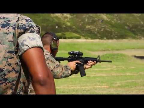 Marine Corps Marksmanship Competition,Pacific MARINE CORPS BASE HAWAII, HI, UNITED STATES 01.11.2018