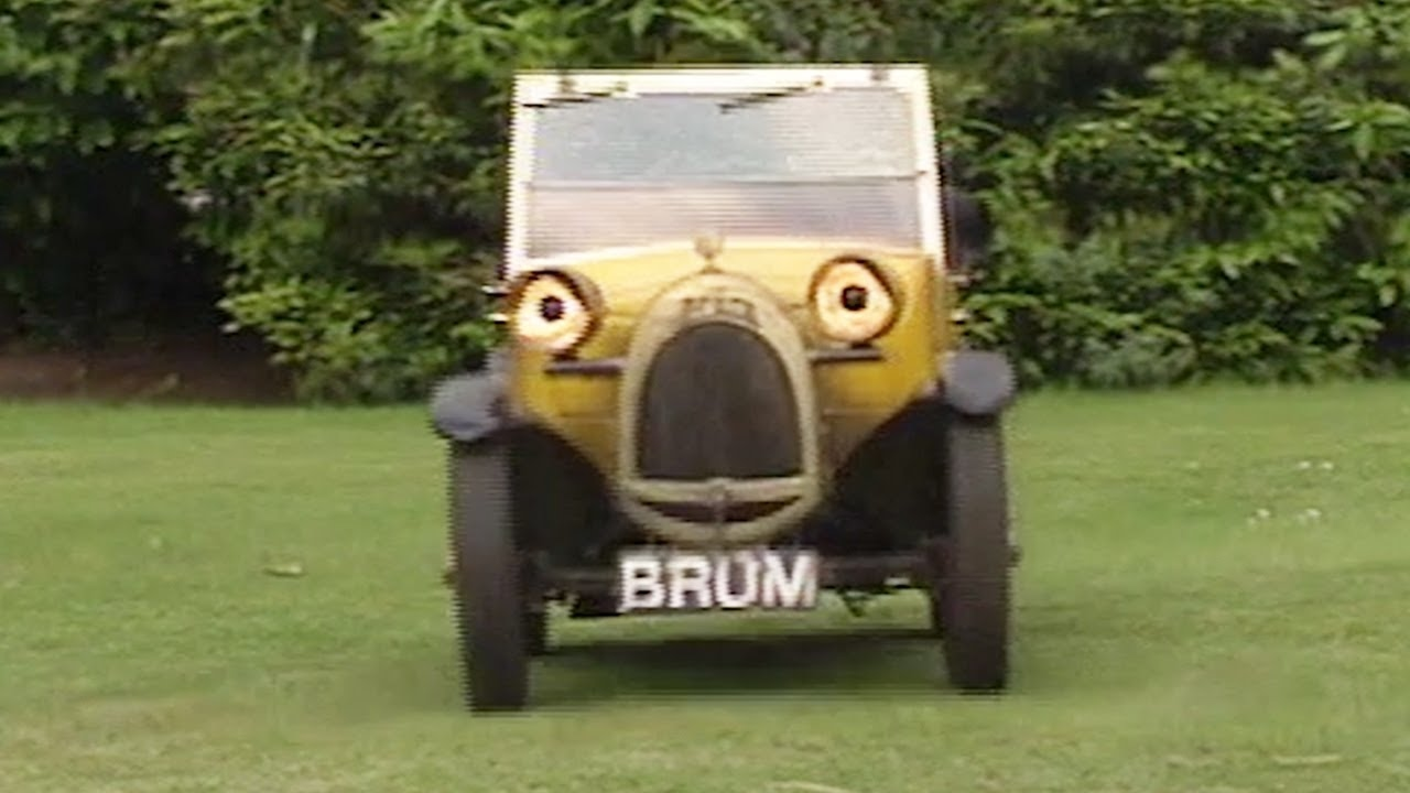 Brum Mower Kids Show Full Episode Youtube
