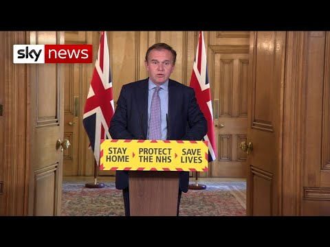 UK coronavirus hospital deaths rise by 413