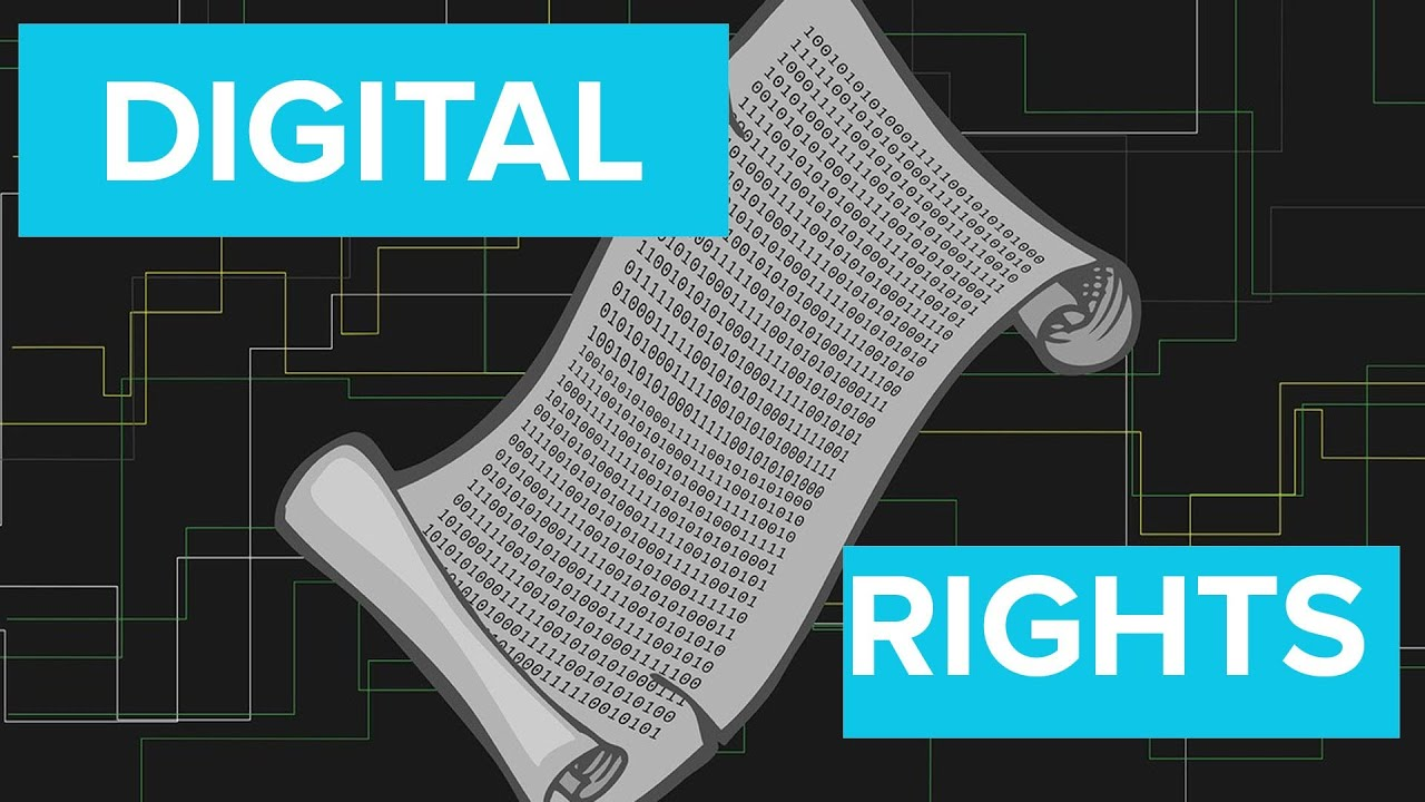 The definition of digital rights and responsibilities is ...