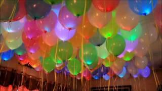 Helium Quality LED Balloons - January 2017