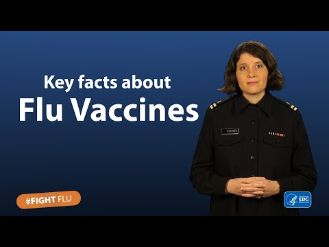Key Facts About Flu Vaccines