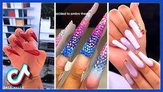 Amazing Acrylic Nail Art Ideas TikTok Compilation | Acrylic Nails Designs