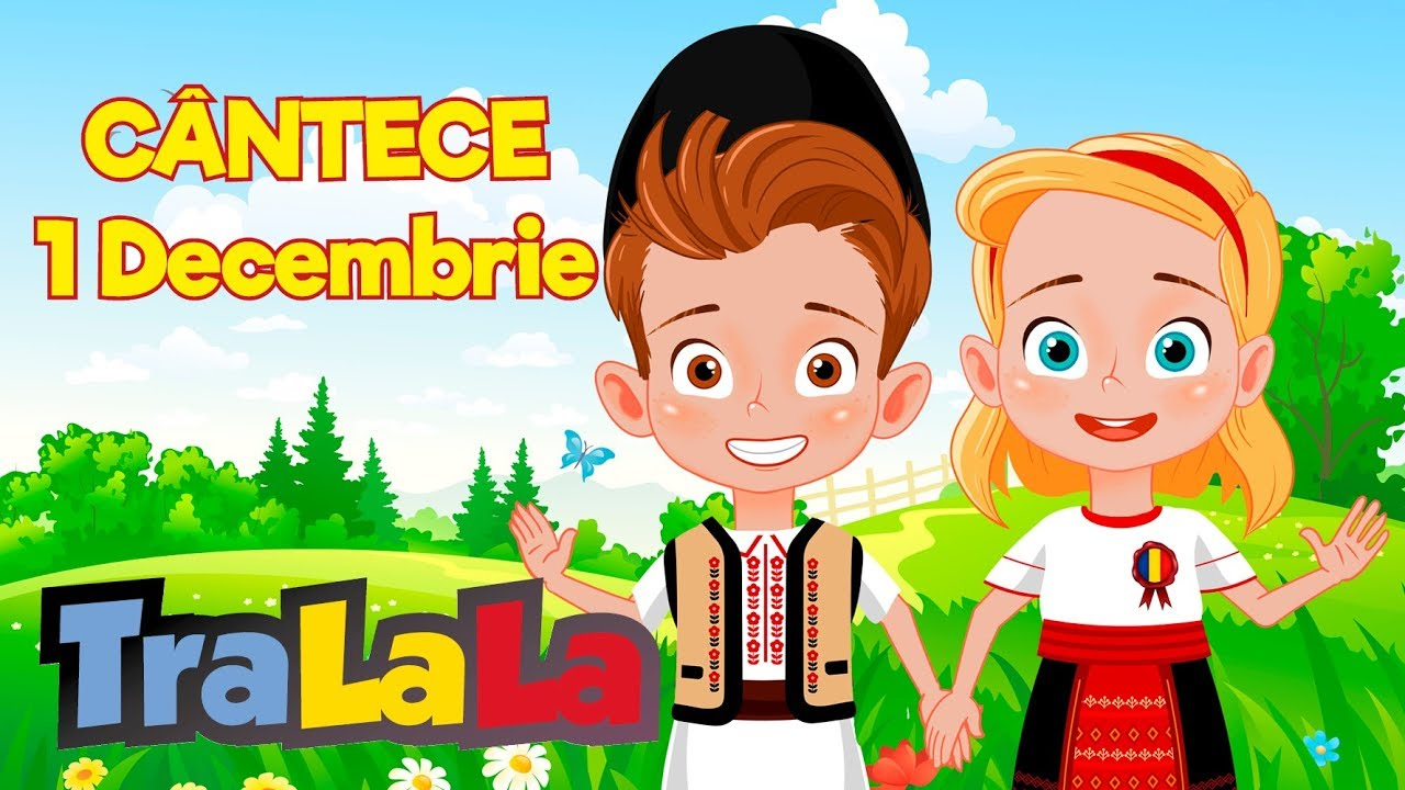 Cântece Populare Românești pentru copii | TraLaLa